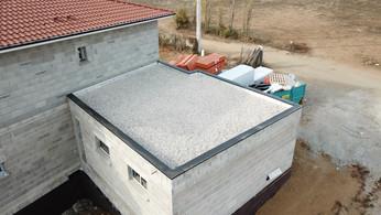 protection graviers toit terrasse étanchéité
