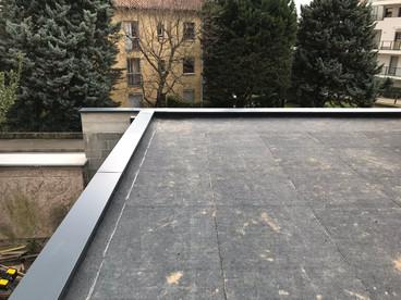étanchéité toit terrasse étanchéité