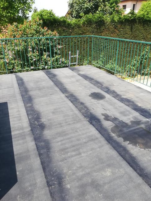 étanchéité toit terrasse accessible