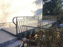 étanchéité balcon dallettes sur plots