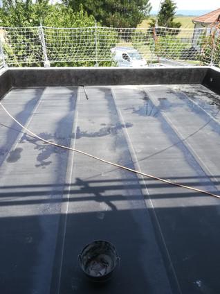 étanchéité toit terrasse