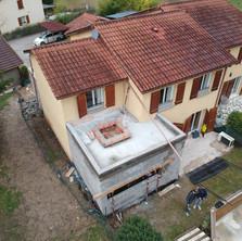 EXTENSION MAISON - Fontaine Saint-Martin (69)