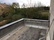 préparation étanchéité toit terrasse
