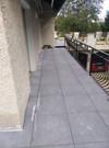 étanchéité avec dallettes sur plots balcon terrasse