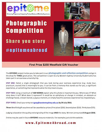 Flyer about photo competition. Click to download.