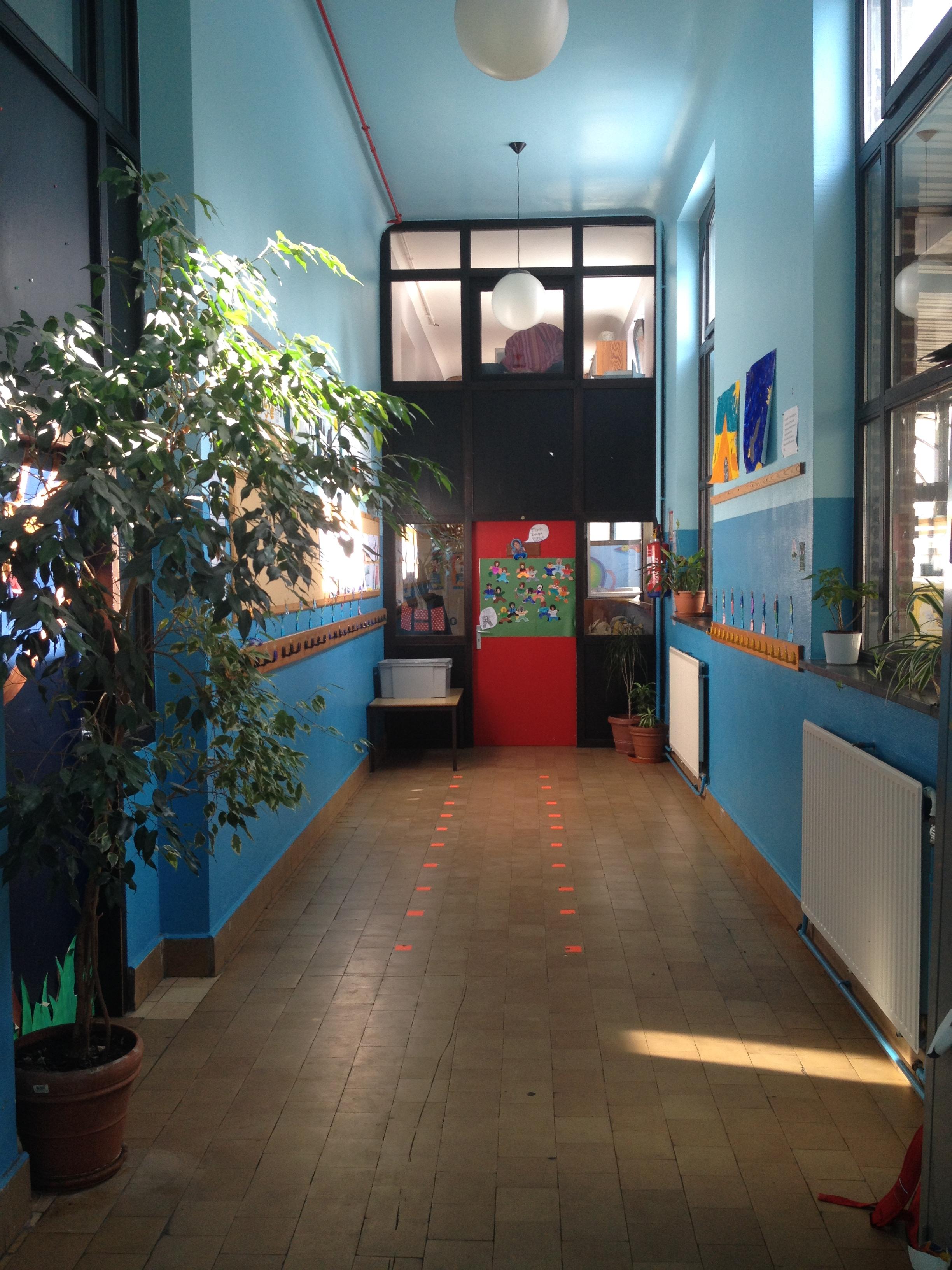 Couloir des 1ères primaires