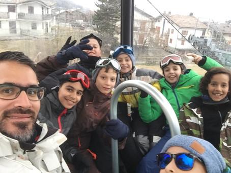 Classe de neige 2019 Torgnon