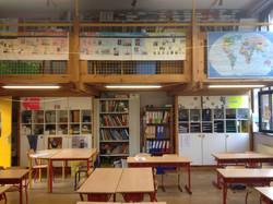 Classe de 4ème primaire