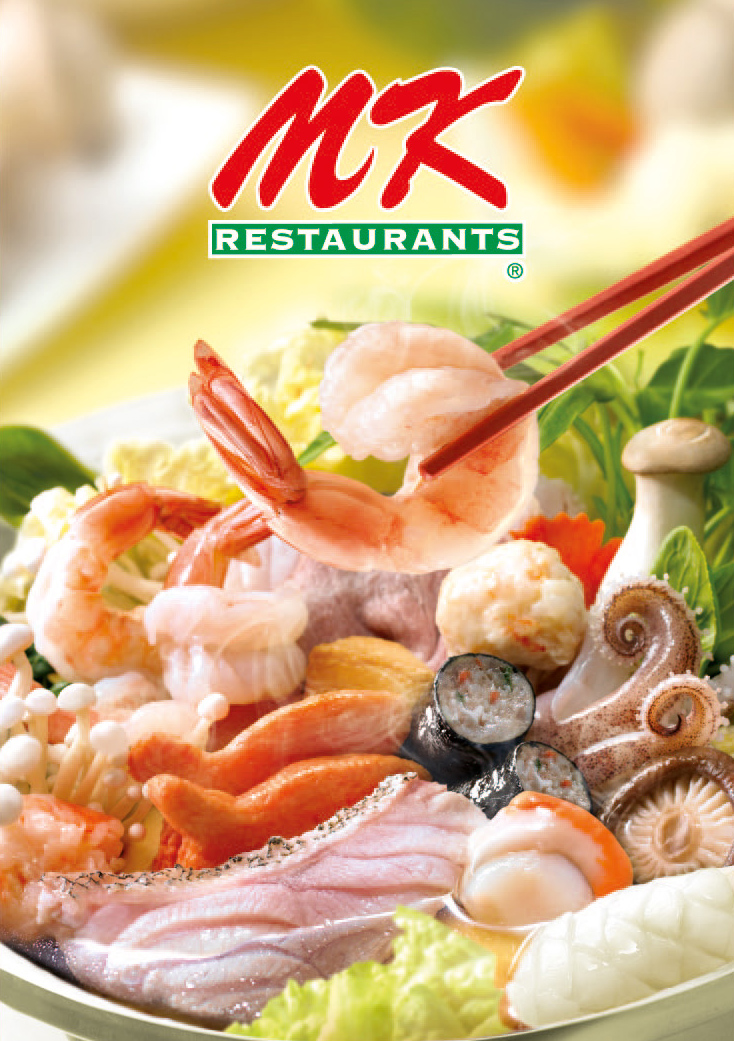 MK Menu Cover