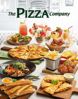THE PIZZA New Menu