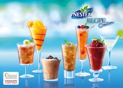 Nestea Recipe Cover