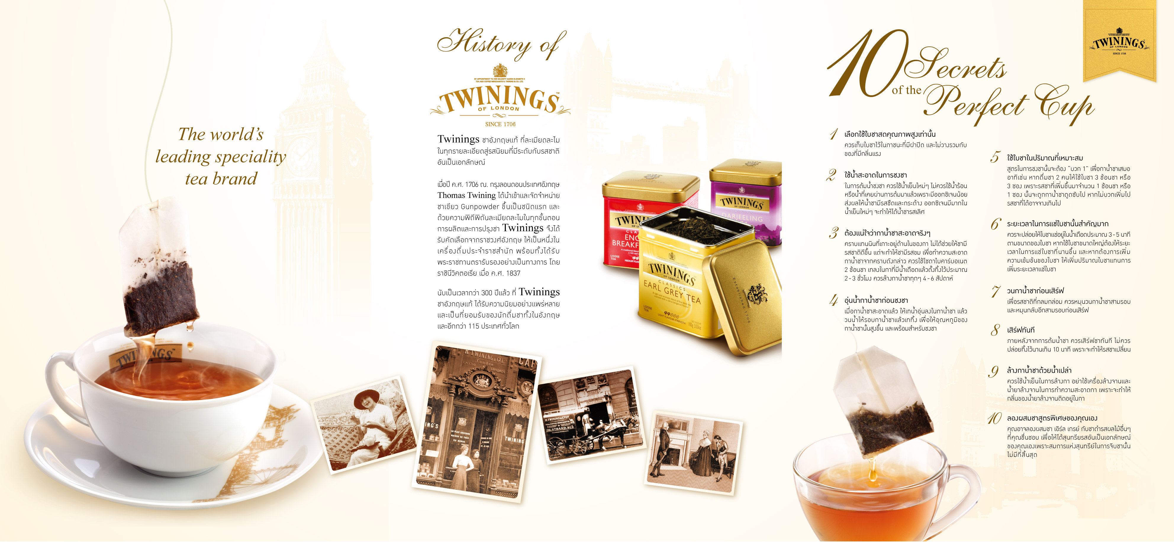 TWININGS SaleKit