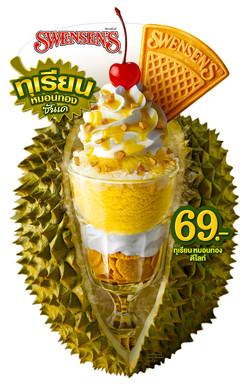 SWENSENS STANDEE.durian