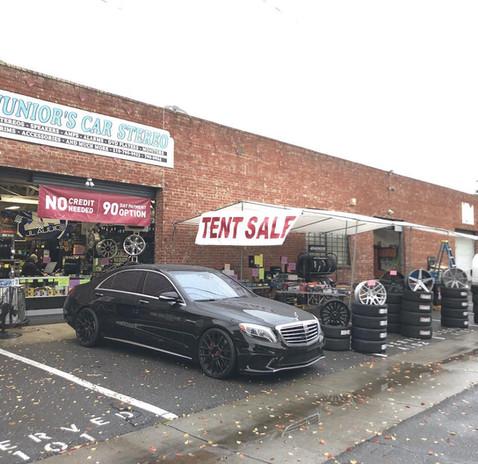 JCS Black Friday Sale