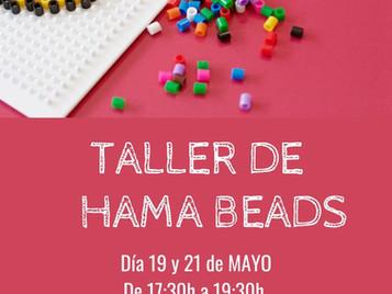 ¡ Días 19 y 21 de Mayo Taller en el Centro Joven !