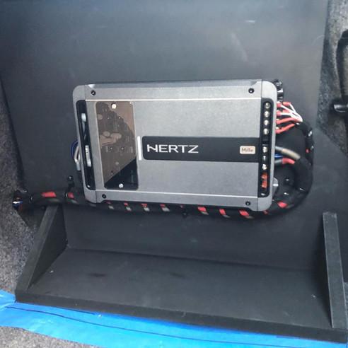 Full Sound System Custom Amp Setup
