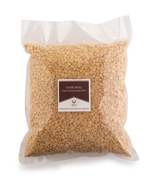 Organic Toor Dal / துவரம் பருப்பு - 1 kg