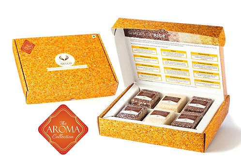 Traditional Rice Gift Box - The Aroma Collection