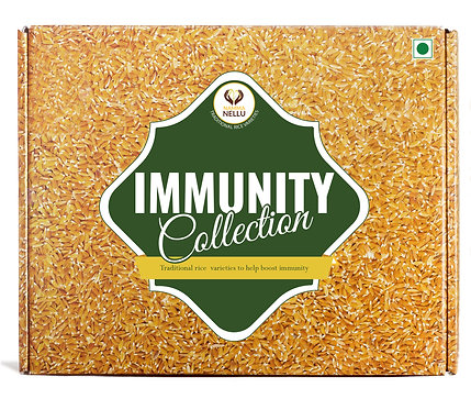 Traditional Rice Gift Box - Immunity Collection (Includes 6 Rice Varieties)