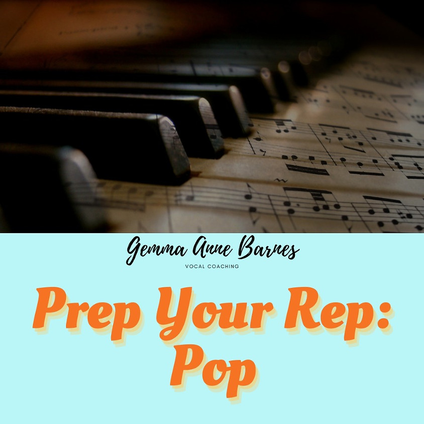Perfect Your Rep: Pop