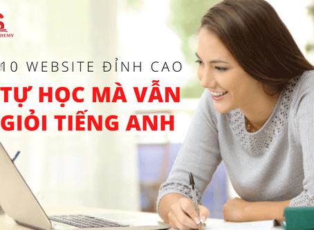 10 Website đỉnh cao tự học mà vẫn giỏi tiếng Anh