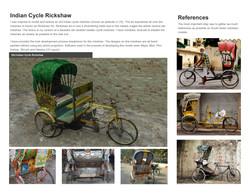 Indian Cycle Rickshaw - References