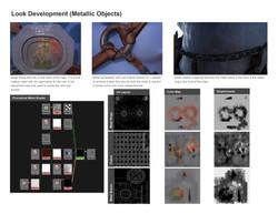 Look Development - Metal