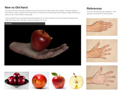 New Hand References