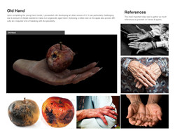Old Hand - References