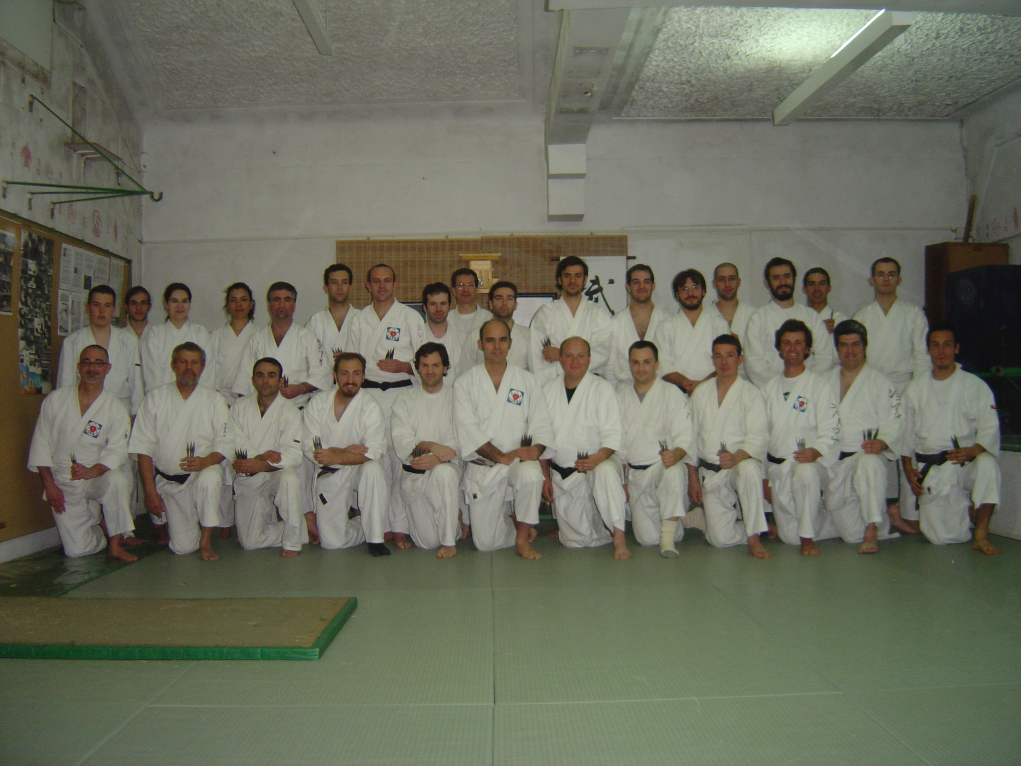 con Tristao Sensei, Portugal 2007)