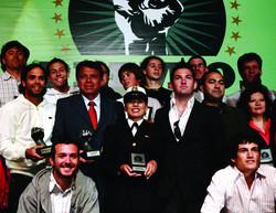 Premiación MDA 2008