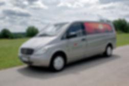 Bestattungskaftwagen