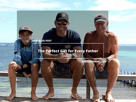 The Perfect Father's Day Gift for Every Father