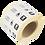 Thumbnail: Etykiety termotransferowe z nadrukiem 50*30  mm 1000 szt