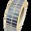 Thumbnail: Plomba tetragon 20*10 mm 500 szt