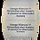 Thumbnail: Etykiety termotransferowe z nadrukiem 80*40  mm 1000 szt