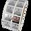 Thumbnail: Plomby hologramowe VOID 20*20 mm 500 szt
