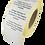 Thumbnail: Etykiety termotransferowe z nadrukiem 70*33  mm 1000 szt