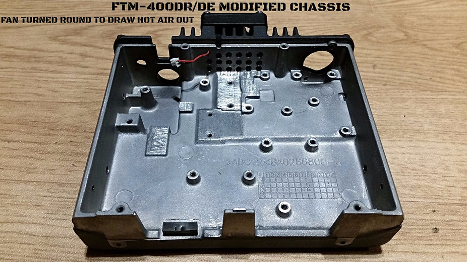 Mods for Amateur Radios
