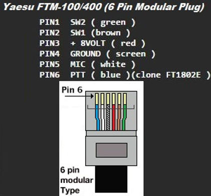 4 pin cb wiring diagram d i y projects for amateur radio  d i y projects for amateur radio