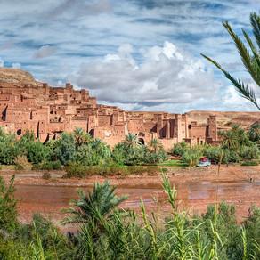 "Пустыня Сахара, Уарзазад, ""Аит-Бен-Хадду"", Долина Тодра, Высокий Атлас"