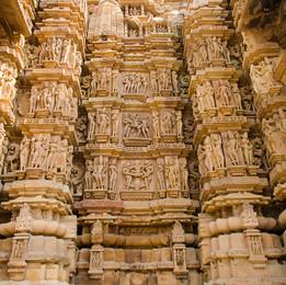 Incredible India. Кхаджурахо – храмы Любви