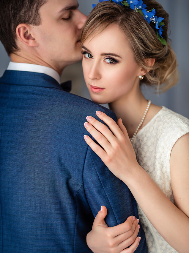 Виктория и Олег