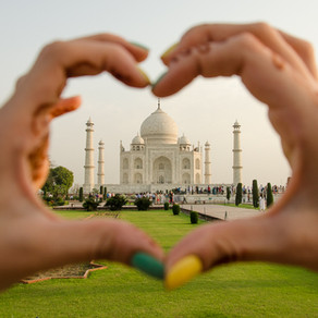 Incredible India | Тадж-Махал - жемчужина Индии
