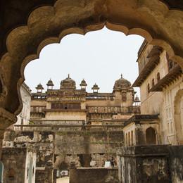 Incredible India. Орчха.