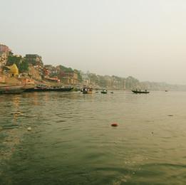 Incredible India. Варанаси: вечная жизнь и дыхание смерти