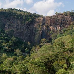 Путешествие по Шри Ланке. Водопад Диямула.