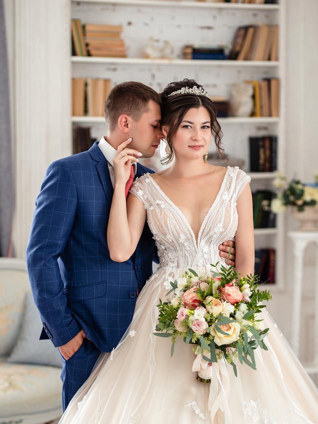 Татьяна и Андрей