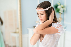 Будуарное утро невесты