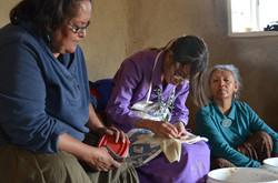 Sacred Healing Circle Women Programs